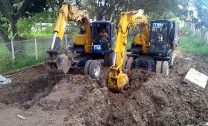 Persewaan Excavator