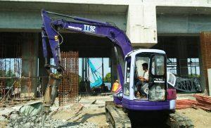 Penyewaan Excavator