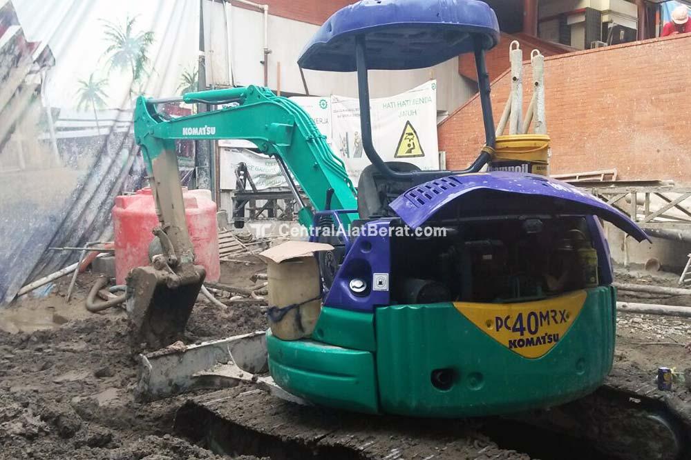 excavator mini pc 40 komatsu