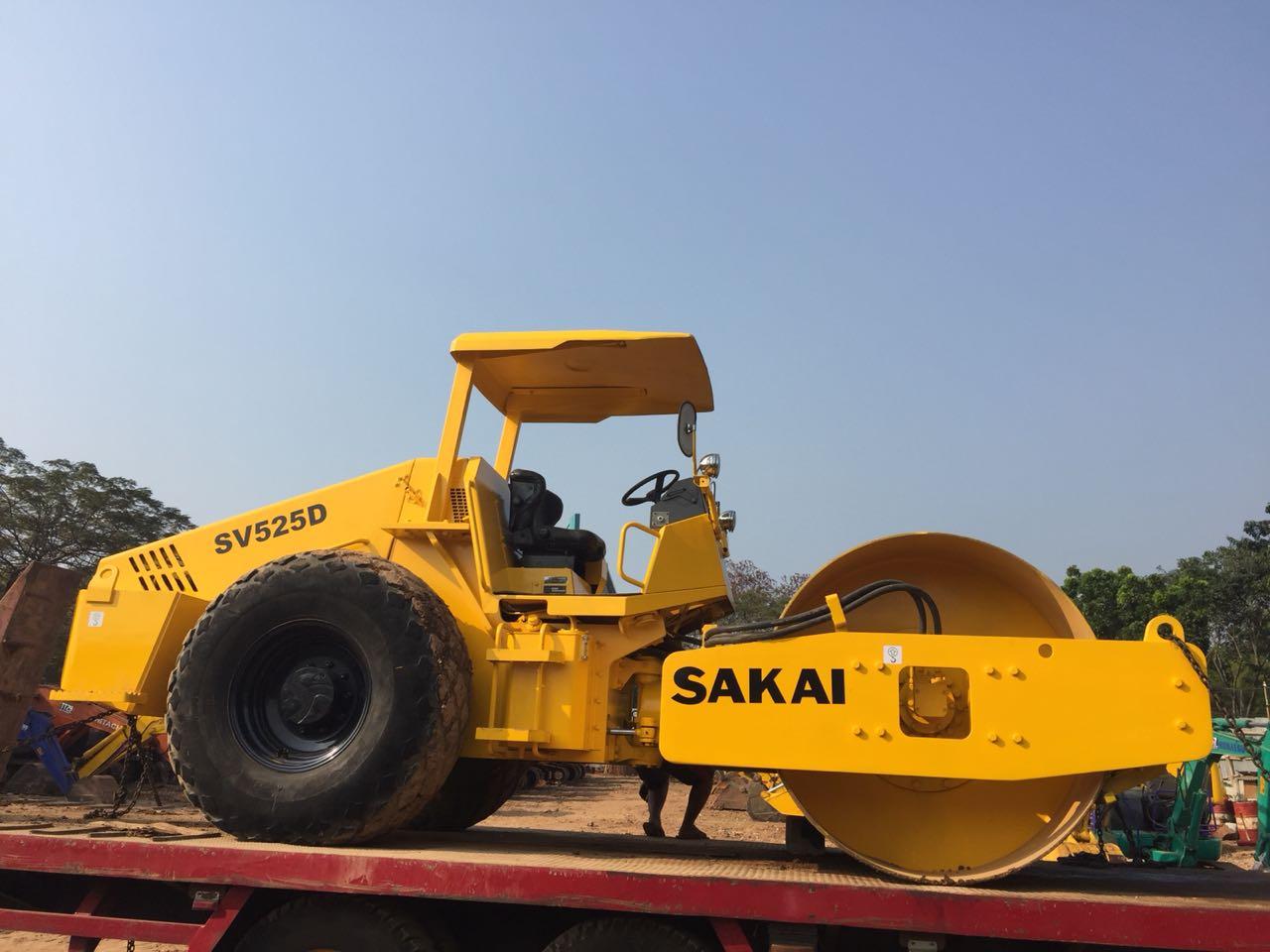 Vibro Sakai SV 525D